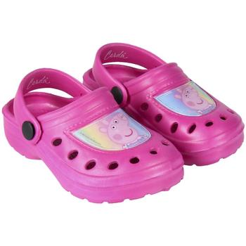 Sapatos Rapariga Tamancos Peppa Pig 2300004298 Rosa