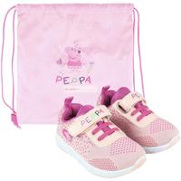 Sapatos Rapariga Sapatilhas Peppa Pig 2300004618 Rosa