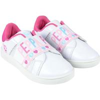 Sapatos Rapariga Sapatilhas Peppa Pig 2300004407 Blanco