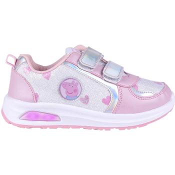Sapatos Rapariga Sapatilhas Peppa Pig 2300004719 Rosa