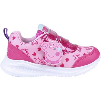 Sapatos Rapariga Sapatilhas Peppa Pig 2300004729 Rosa