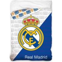 Casa Criança Capa de edredão Real Madrid RM192011 Azul