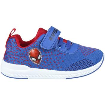 Sapatos Rapaz Sapatilhas Spiderman 2300004615 Azul