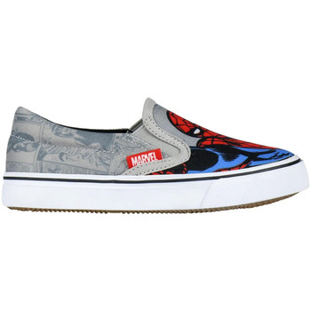 Sapatos Rapaz Sapatilhas Spiderman 2300003580 Gris