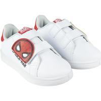 Sapatos Rapaz Sapatilhas Spiderman 2300004478 Blanco