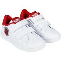 Sapatos Rapaz Sapatilhas Spiderman 2300004066 Blanco