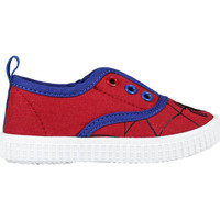 Sapatos Rapaz Sapatilhas Spiderman 2300003552 Rojo