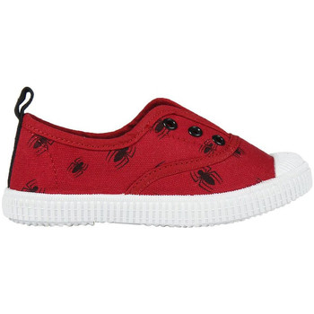 Sapatos Rapaz Sapatilhas Spiderman 2300003562 Rojo