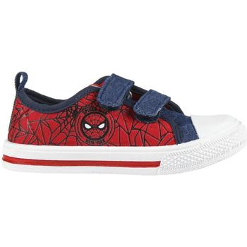 Sapatos Rapaz Sapatilhas Spiderman 2300003634 Rojo