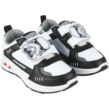 Sapatos Rapaz Sapatilhas Disney 2300004498 Blanco