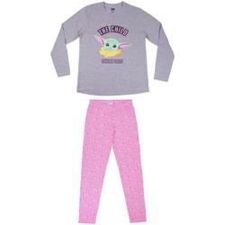 Textil Mulher Pijamas / Camisas de dormir Disney 2200006718 Gris