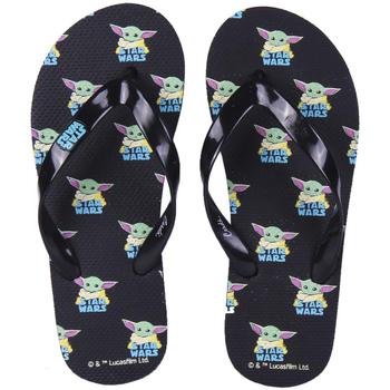Sapatos Homem Chinelos Disney 2300004746 Negro