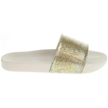 Sapatos Mulher chinelos Zaxy 8244090287 Branco, Dourado