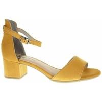 Sapatos Mulher Sandálias Jana 882831424627 Amarelo