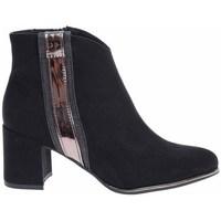 Sapatos Mulher Botins Marco Tozzi 222503931098 Preto