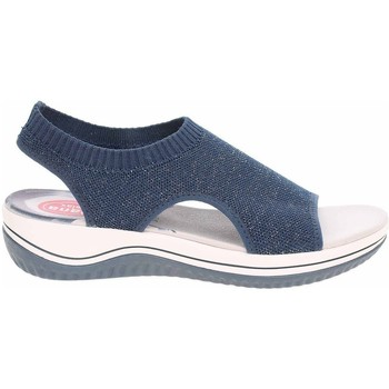 Sapatos Mulher Sandálias Jana 882872836805 Azul marinho