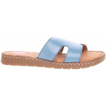 Sapatos Mulher Chinelos Jana 882711526843 Azul