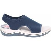 Sapatos Mulher Sandálias Jana 882872836810 Azul marinho