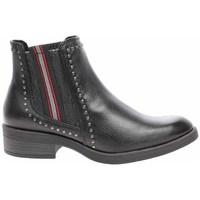Sapatos Mulher Botas baixas Marco Tozzi 22535733 Preto