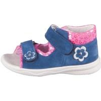 Sapatos Rapariga Sandálias Superfit Polly Azul marinho