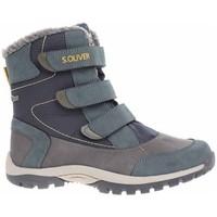 Sapatos Mulher Botas de neve S.Oliver 554630025201 Cinzento