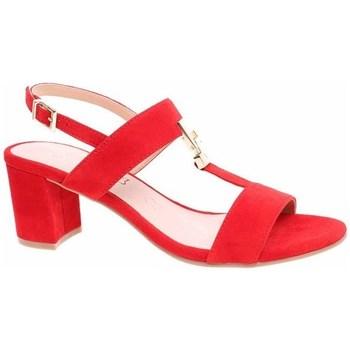 Sapatos Mulher Sandálias Caprice 992830322524 Vermelho