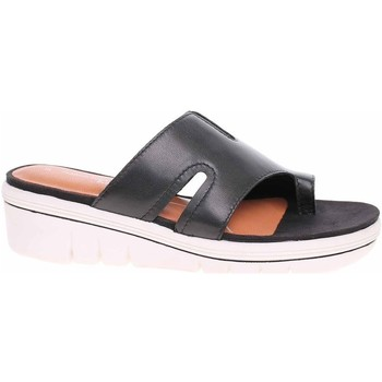 Sapatos Mulher Chinelos Marco Tozzi Antic Preto