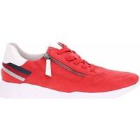 Sapatos Mulher Sapatilhas Jana 882372826555 Vermelho