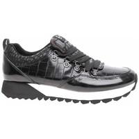 Sapatos Mulher Sapatilhas S.Oliver 552362235056 Preto