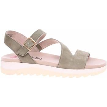 Sapatos Mulher Sandálias Jana 882860026727 Verde azeitona