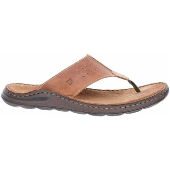 Sapatos Homem Chinelos Josef Seibel 2710566350 Castanho