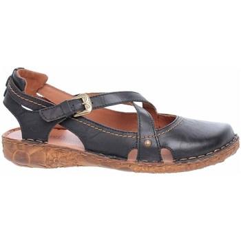 Sapatos Mulher Sandálias Josef Seibel 7951395100 Preto