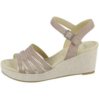 Sapatos Mulher Sandálias Ara Riccione HS Cor bege