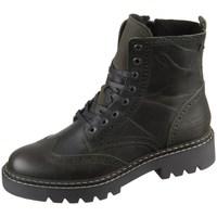 Sapatos Mulher Botas baixas Bullboxer 576M80665ADGNBTD80 Grafite