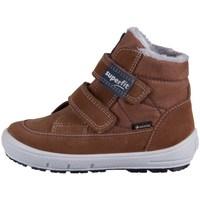 Sapatos Criança Botas de neve Superfit Groovy Castanho