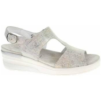 Sapatos Mulher Sandálias Waldläufer 702003126299 Creme