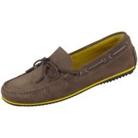 Sapatos Homem Mocassins Sioux Naples Castanho