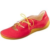 Sapatos Mulher Sapatilhas Think Kapsl Fire Vermelho