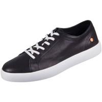 Sapatos Homem Sapatilhas Softinos Ross Branco, Preto