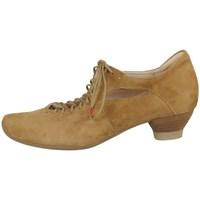 Sapatos Mulher Botas baixas Think 0862555500 Cor bege
