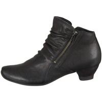 Sapatos Mulher Botas baixas Think 8526600 Preto