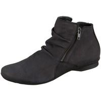Sapatos Mulher Botins Think 3000080000 Grafite