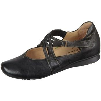 Sapatos Mulher Sapatilhas Think Chilli Preto