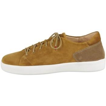 Sapatos Homem Sapatilhas Think Joeking Cor bege, Cor de mel