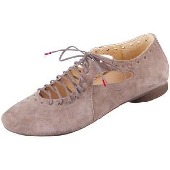 Sapatos Mulher Sapatilhas Think Guad Cor bege