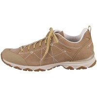 Sapatos Mulher Sapatilhas Meindl Matera Lady Cor bege