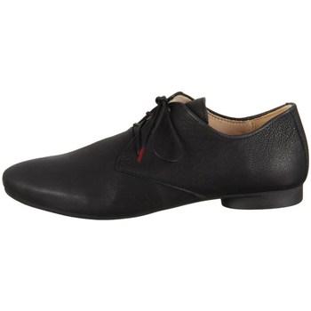 Sapatos Mulher Sapatilhas Think Guad Texano Calf Veg Preto