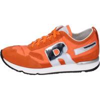 Sapatos Mulher Sapatilhas Rucoline BH534 laranja