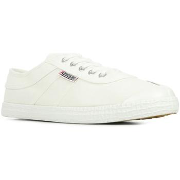 Sapatos Homem Sapatilhas Kawasaki Original Canvas Branco