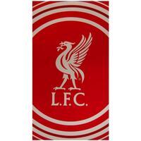 Casa Toalha e luva de banho Liverpool Fc SI116 Vermelho/branco
